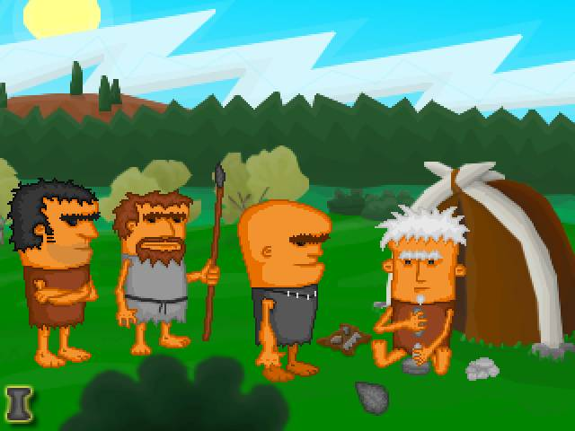 Caveman Unibrow : Unga needs mumba game download izzygames