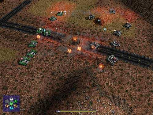 Warzone 2100 Bild 1