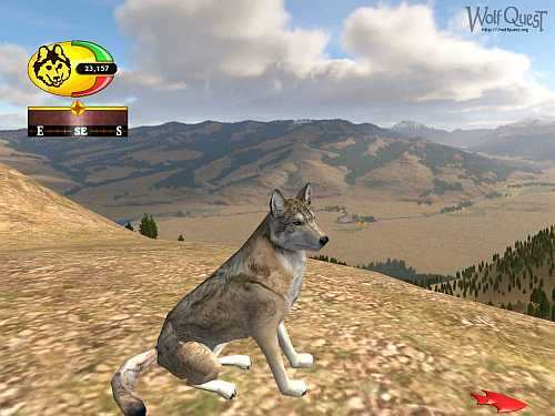 WolfQuest: Amethyst Mountain Deluxe + Wolfquest 2.5 Image 1