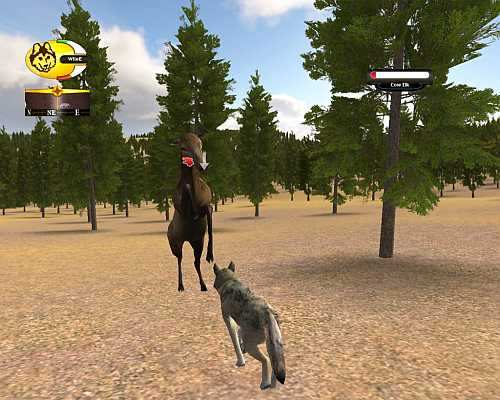 WolfQuest: Amethyst Mountain Deluxe + Wolfquest 2.5 Image 2