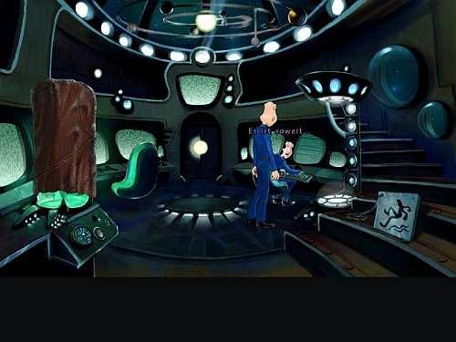 Zak McKracken 2 - Between Time and Space Bild 2