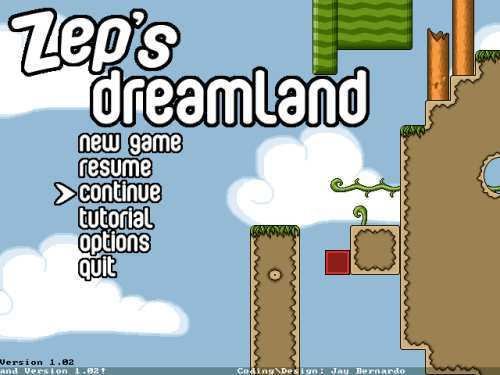 Zep's Dreamland Bild 2